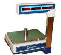 Весы торговые стойка (от 15 кг до 30 кг)